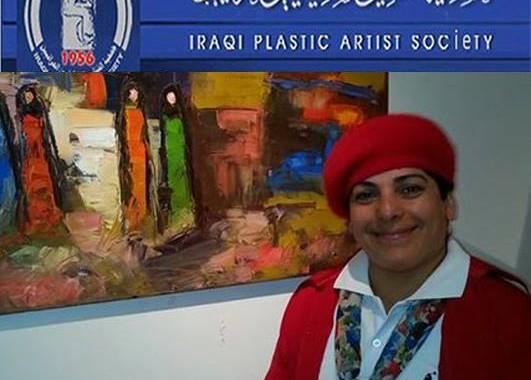 سيقام المعرض الشخصي الثاني للفنانة التشكيلية (ندى الحسناوي) على قاعة دائرة الفنون التشكيلية في وزارة الثقافة يوم الاربعاء المصادف 24/12/2014