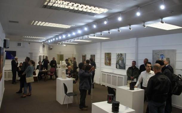 افتتاح المعرض السنوي لجمعية الفنانين التشكيليين العراقيين في بريطانيا – يوم الجمعة المصادف 9 \ 10 \ 2015