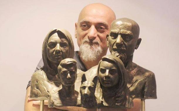 اقام الفنان احمد البحراني معرضه الشخصي الاخير في صالة «أرت سبيس»، الحمراء في لبنان