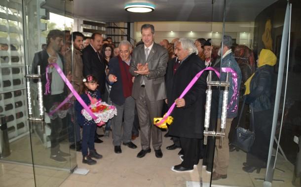 افتتاح المعرض السنوي الشامل لجمعية الفنانين التشكيليين العراقيين 2016