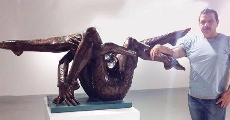 الفنان احمد علاوي