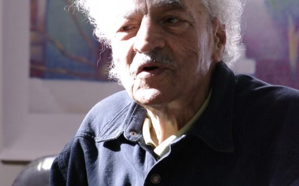 الفنان نوري الراوي