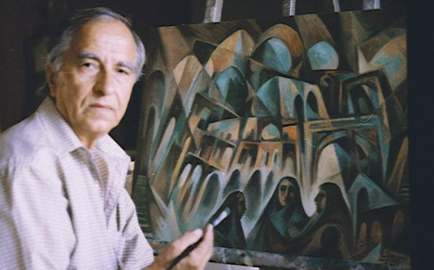 الفنان سعد الطائي