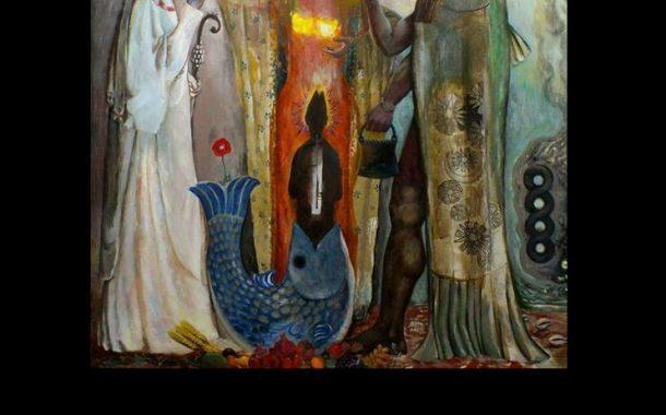 المعرض الشخصي للفنان التشكيلي علي ال تاجر تحت عنوان ( بابل Babylon )