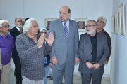 افتتاح معرض لأعمال مجموعة من الفنانين العالميين ( بيكاســـو- سلفادور دالي – خوان ميرو- مارك شاگال ) على قاعة حوار للفنون