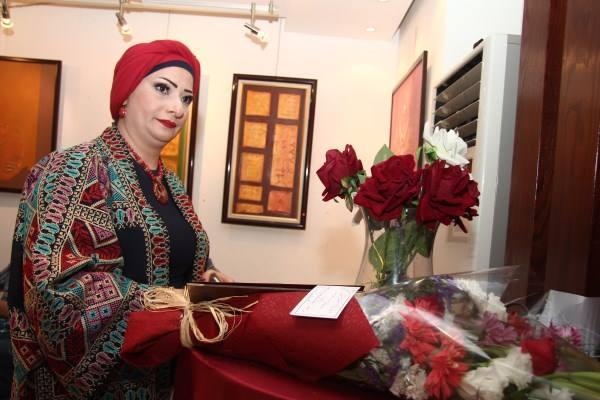 افتتح المعرض الشخصي الثاني للفنانة التشكيلية العراقية هدى اسعد  في العاصمة الاردنية عمان