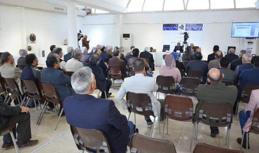 نظمت الجمعية في الثامن من كانون الاول 2018 ندوة ثقافية  حملت عنوان ( فخاريات ماقبل سومر )