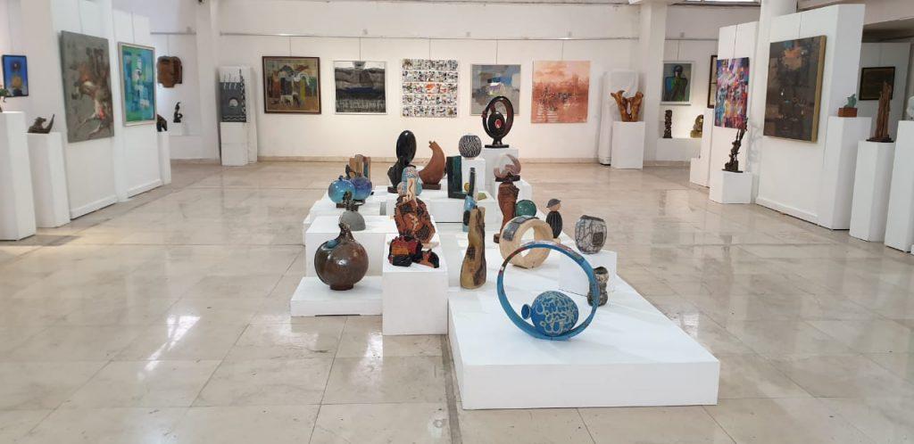 الجمعية خلال اجتماعها المنعقد يوم السبت 29-2-2020 قررت تأجيل كافة المناسبات والأنشطة الفنية ومن ضمنها معرض التشكيليات العراقيات 2020