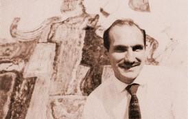 الفنان شاكر حسن آل سعيد